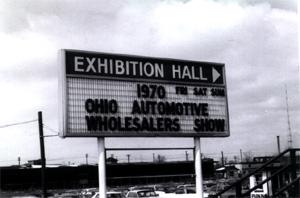 1970 OAWA Exhibtors Show- Vets Memorial ColumbusOH