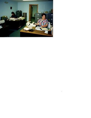 OVAAA Staff   Patty Hughes & Soni Murdock  1994